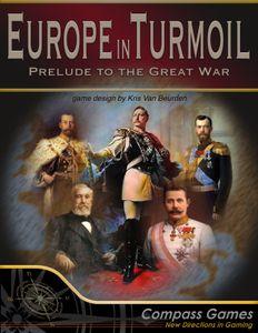 Europe In Turmoil Prelude To The Great War Board Game Boardgamegeek