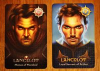 Board Game: The Resistance: Avalon Promo Cards