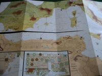 Westfront - sourthern map