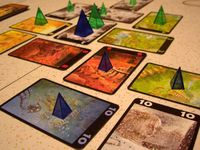 Board Game: Zark City