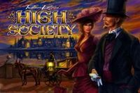 Board Game: High Society
