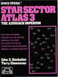 RPG Item: Star Sector Atlas 03: The Azuriach Imperium