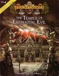 RPG Item: T1-4: The Temple of Existential Evil