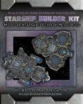 RPG Item: Starship Builder Kit: Kit #3: Terran Freighters