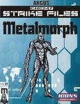 RPG Item: Enemy Strike Files 21: Metalmorph (ICONS)