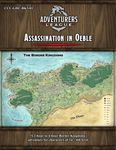 RPG Item: CCC-GHC-BK03-01: Assassination in Oeble