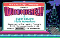 Video Game: OutNumbered!