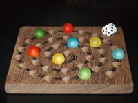 Board Game: Snail