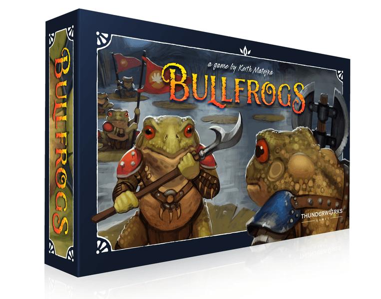 Bullfrogs   Image   BoardGameGeek