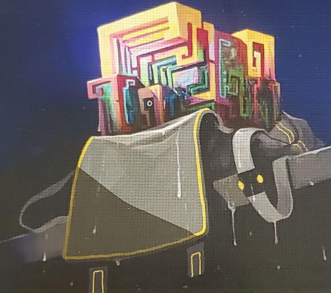 """The Artemis Project: """"Alien Relic"""" Mini-Expansion"""