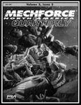 Issue: MechForce Quarterly (Volume 2, Issue 2 - 1996)