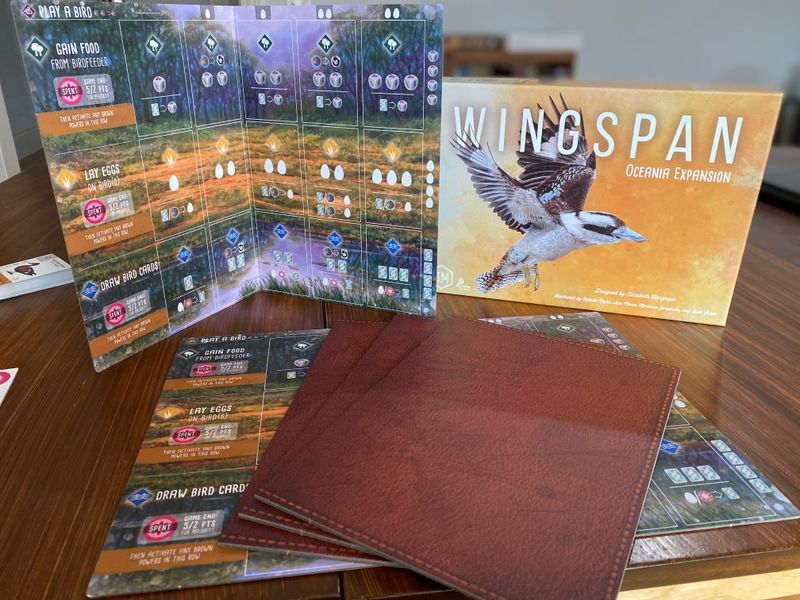 Wingspan: Oceania Expansion | Image | BoardGameGeek