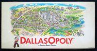 Board Game: DallasOpoly