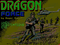 Video Game: D.R.A.G.O.N. Force