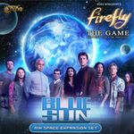 Board Game: Firefly: The Game – Blue Sun