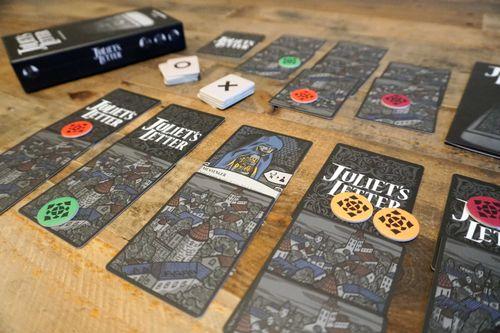 Board Game: Juliet's Letter
