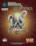 RPG Item: The Manual of Mutants & Monsters #77: Kraken