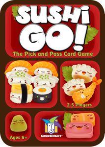 sushi go box cover art