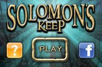 Video Game: Solomon's Keep