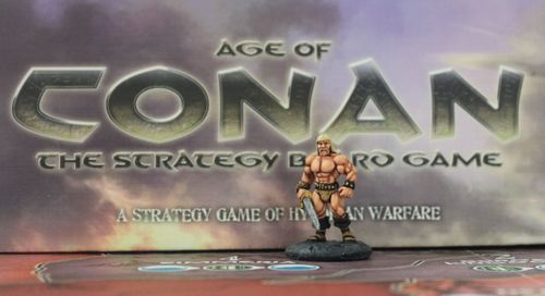 Board Game: Age of Conan: The Strategy Board Game