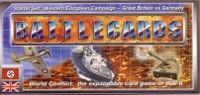 Board Game: Battlecards: World Conflict – Western European Campaign – Starter Set