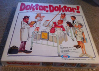 Board Game: Doctor, Doctor!