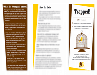 RPG Item: Trapped!