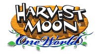 Video Game: Harvest Moon: One World