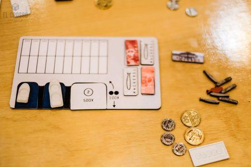 Board Game: TOKYO TSUKIJI MARKET