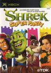 Video Game: Shrek: Super Party