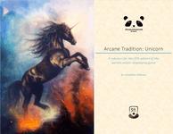 RPG Item: Arcane Tradition: Unicorn