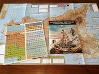 Board Game Accessory: Operational Matters: An OCS Guide (w/ Sicily II game)