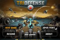 Video Game: TriDefense