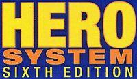 RPG: HERO System (6th Edition)