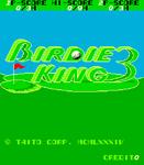Video Game: Birdie King 3