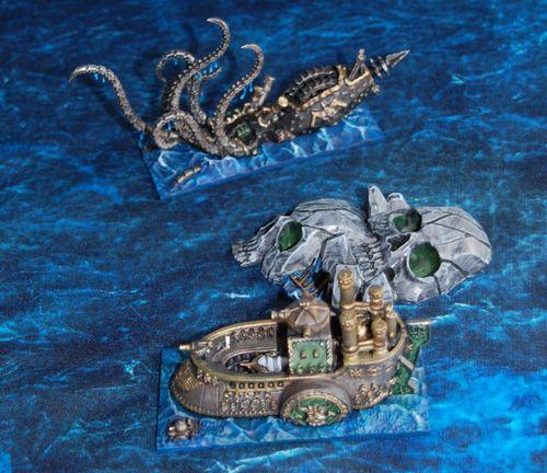 Board Game: Dreadfleet