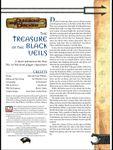RPG Item: The Treasure of the Black Veils