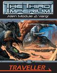 RPG Item: Alien Module 2: Vargr