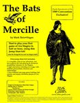 RPG Item: The Bats of Mercille (2nd Edition)