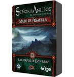 Board Game: The Lord of the Rings: The Card Game – Nightmare Deck: The Hills of Emyn Muil