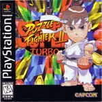Video Game: Super Puzzle Fighter 2 Turbo