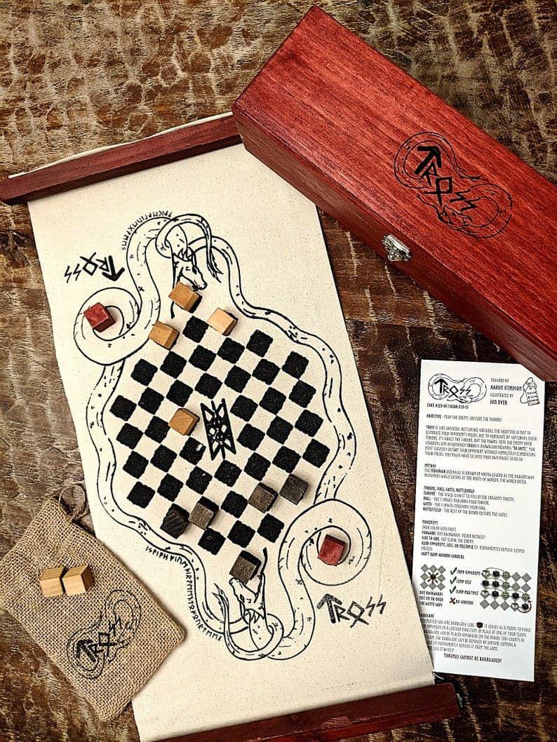 TROSS!: Viking Chess