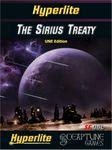 RPG Item: Hyperlite: The Sirius Treaty (UNE Edition)