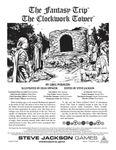 RPG Item: The Clockwork Tower