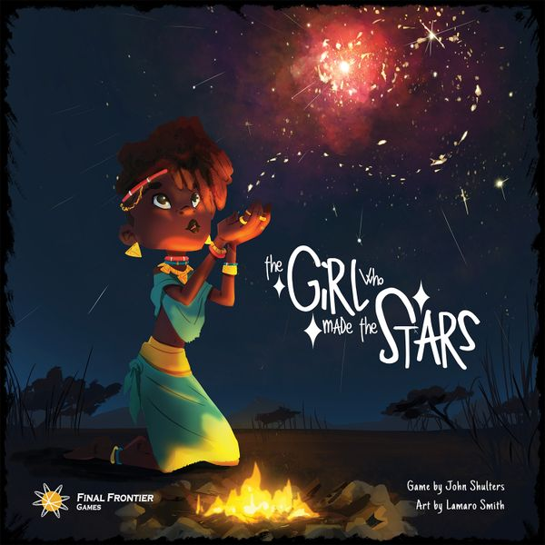 The Girl Who Made The Stars