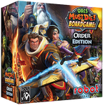 Board Game: Orcs Must Die! The Board Game: Order Edition