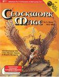 RPG Item: Clockwork Mage