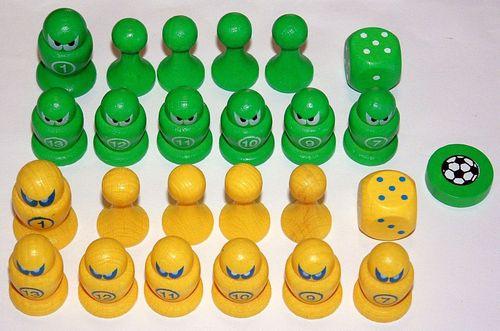 Board Game: Soccer Tactics World: Xtra Teams