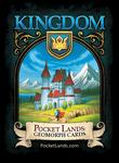 RPG Item: Pocket Lands: Geomorph Cards - Kingdom