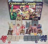 Board Game: Crossbows and Catapults: Grand Battleset